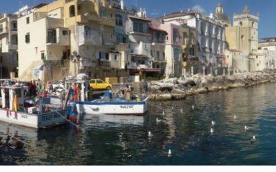 Malekursus Ischia Italien