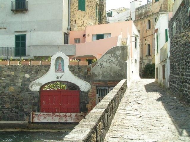 Akvarelkursus Ischia