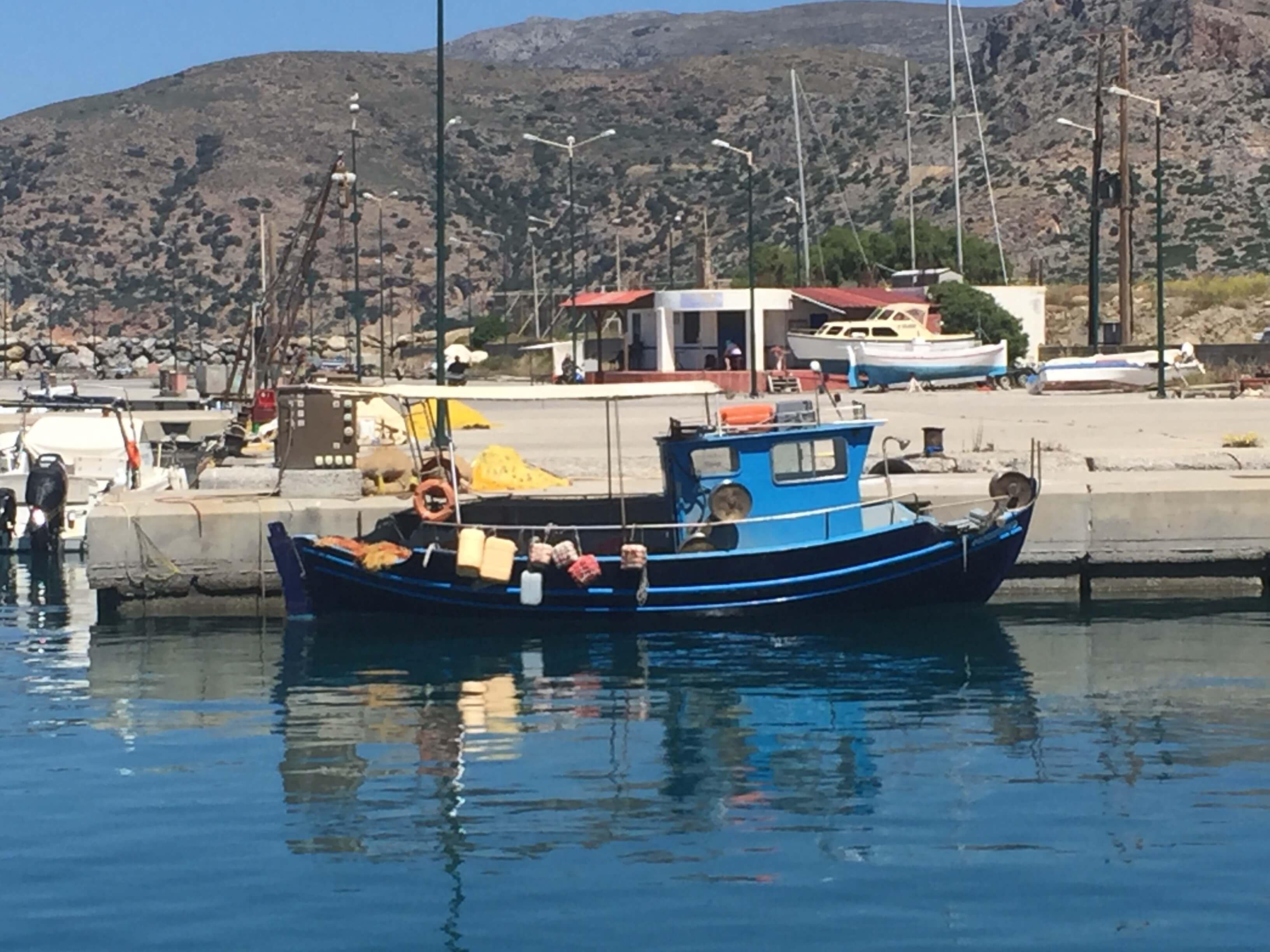 Akvarelkursus Kreta 02