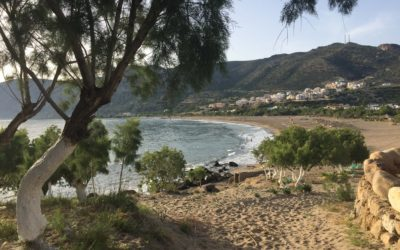 Akvarelkursus Paleohora Kreta