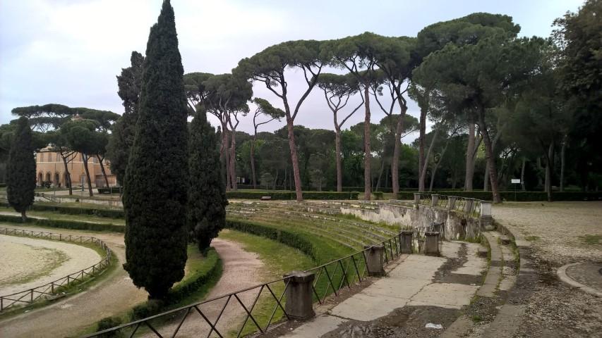 Kunstkursus Rom (1)