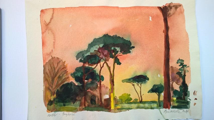 Kunstkursus Rom (2)