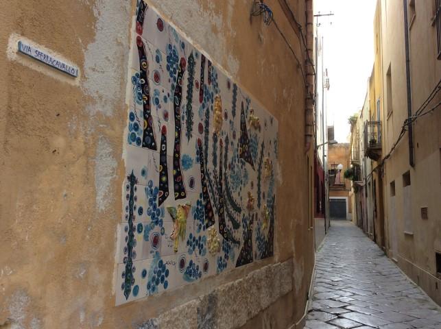 Tegnekursus Sicilien (3)