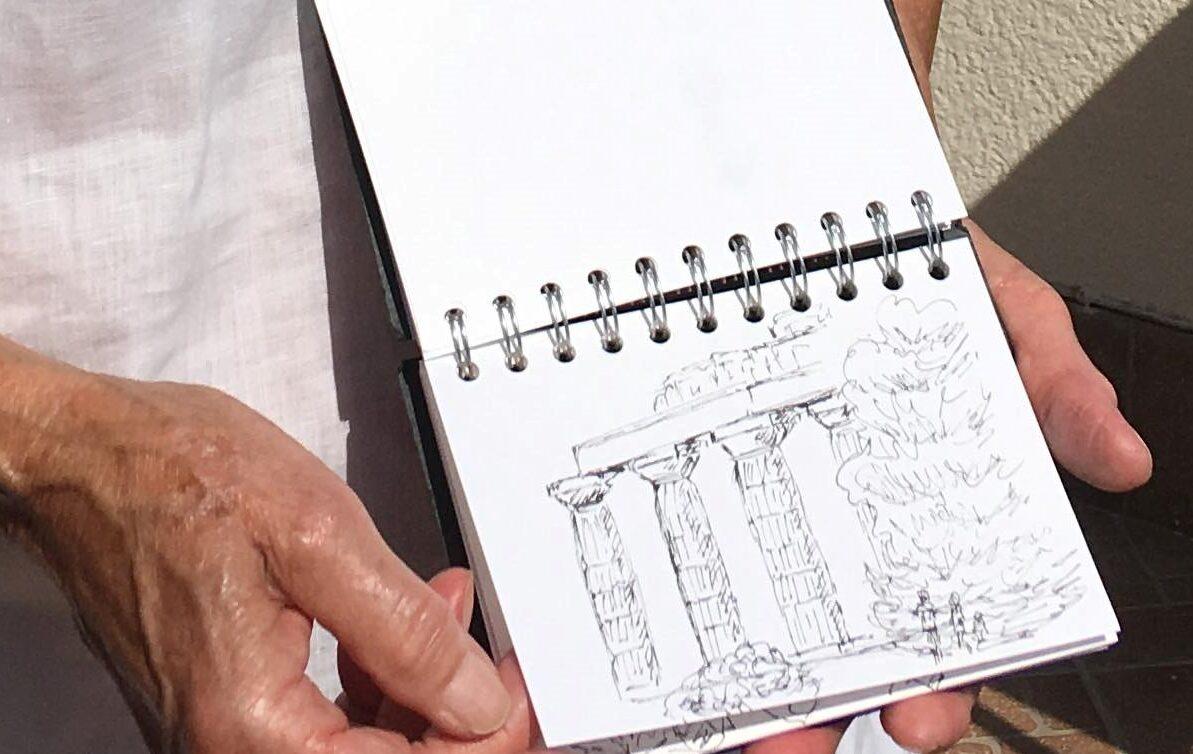 Tegning Kusnt Kultur Sicilien (14)