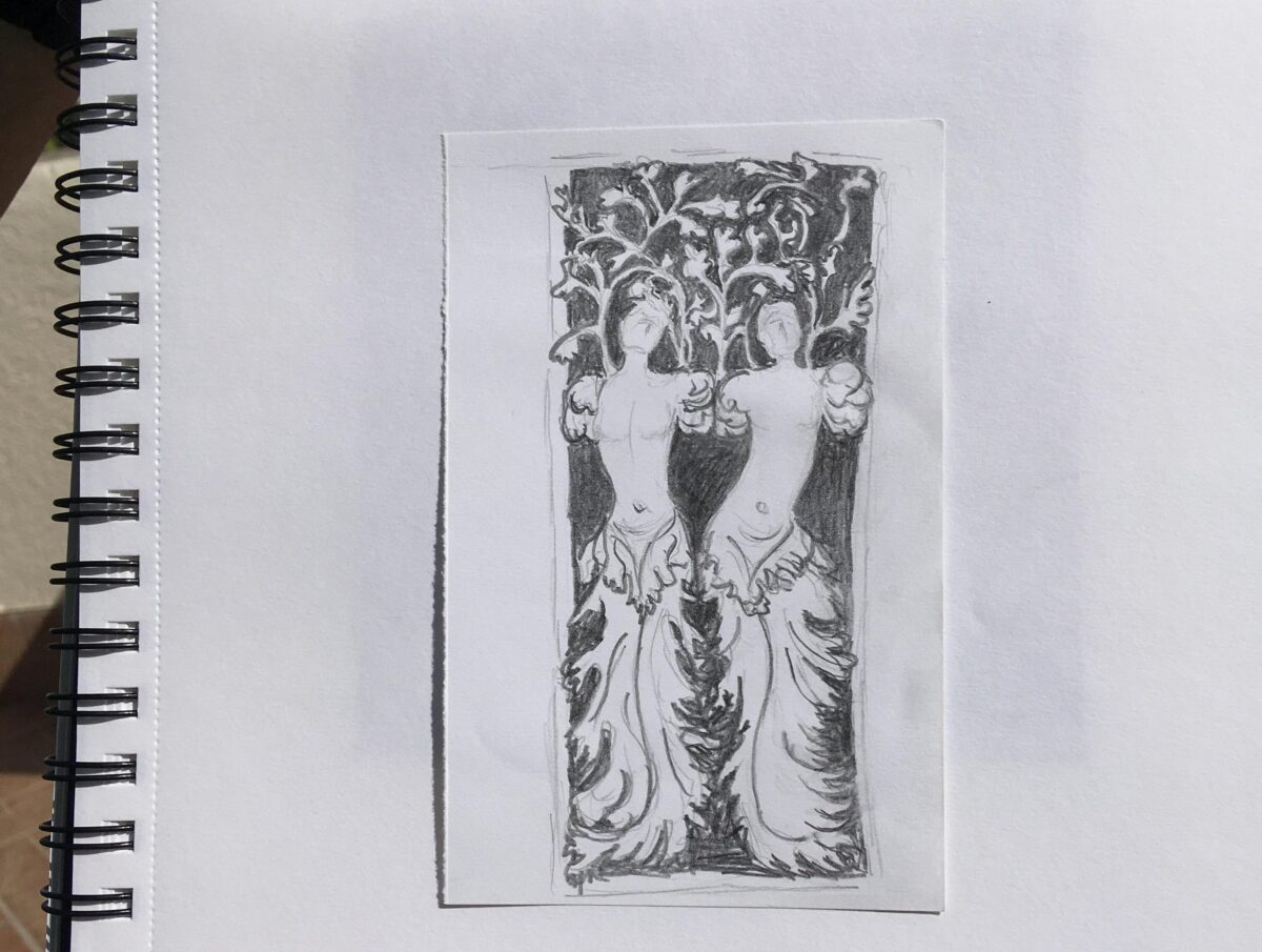 Tegning Kusnt Kultur Sicilien (19)