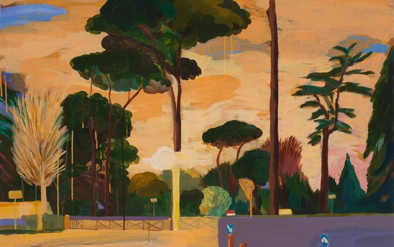 Akvarelkursus Rom Anita Viola Nielsen (10)