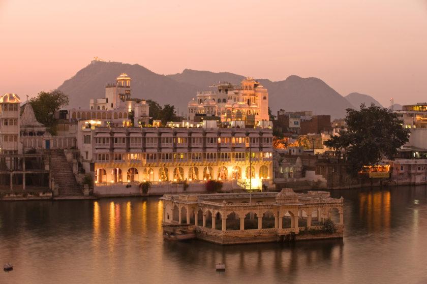 Malerejse Indien Udaipur