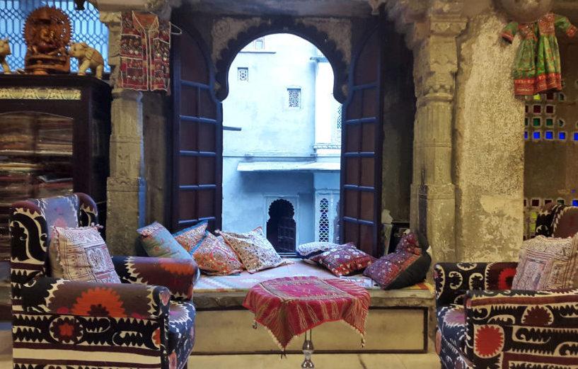 Malerejse Indien ganesh interioer