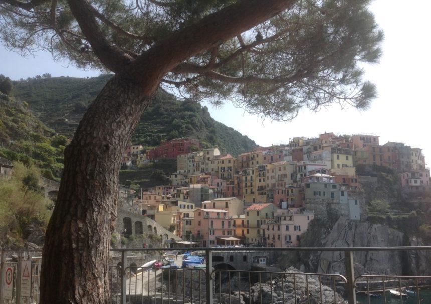 Malerkursus ved Cinque Terre - bjergtagende udsigter