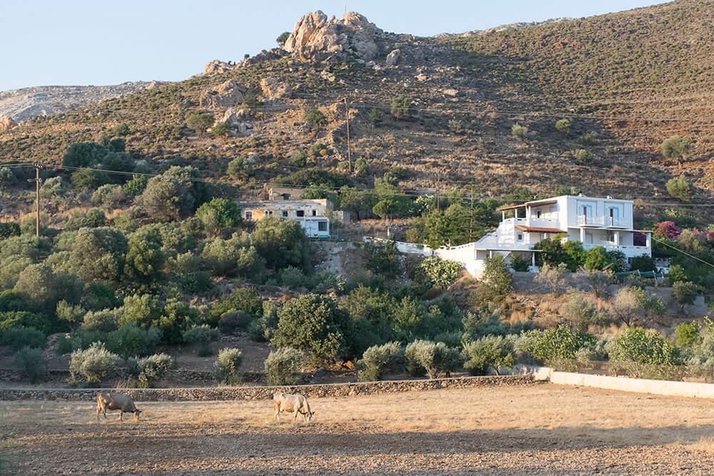 Akvarelkursus Leros Grækenland (6)