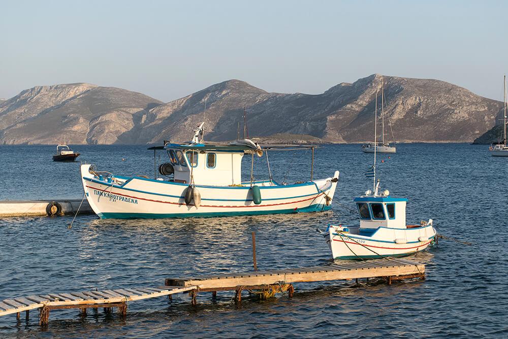 Akvarelkursus Leros Grækenland (7)