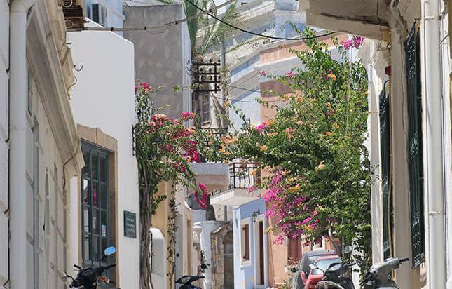 Akvarelkursus Leros Grækenland (8)