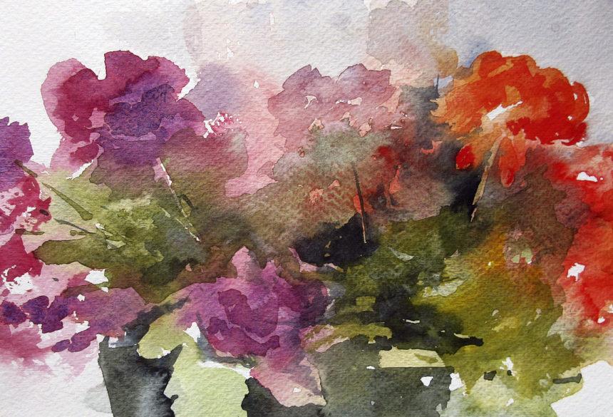 Akvarelrejse Cypern