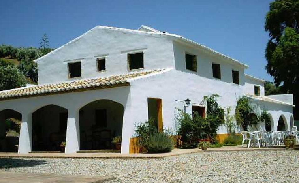 Malekursus Andalusien