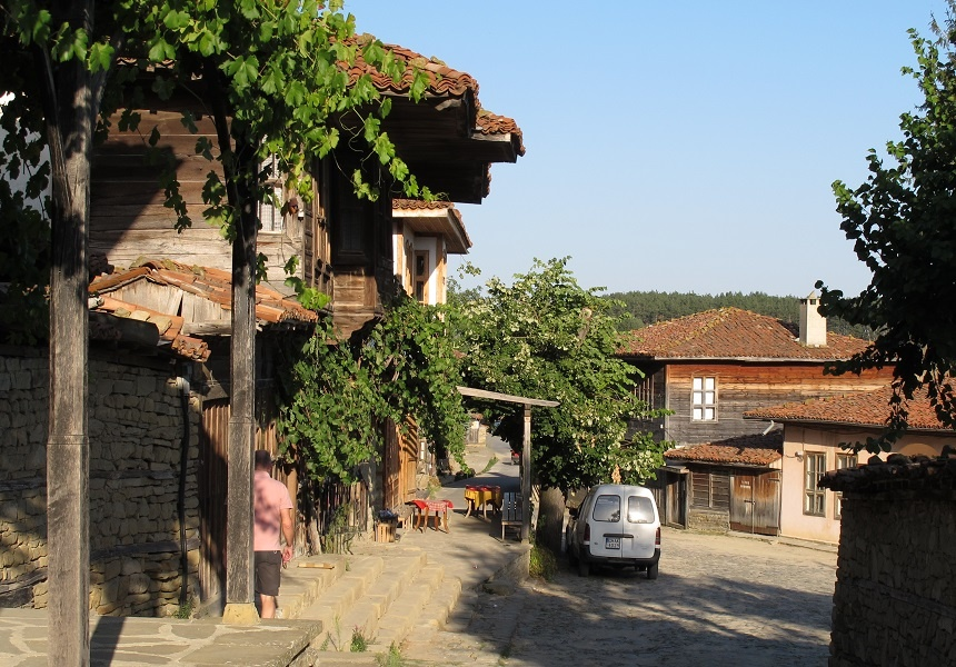 Malekursus Bulgarien (1)
