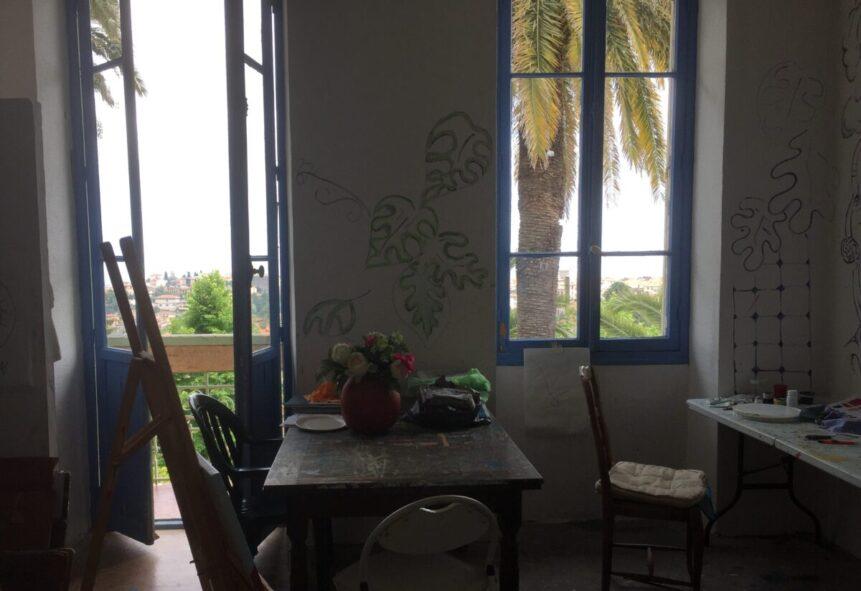 Malekursus Matisses Hus Vence Frankrig (4)