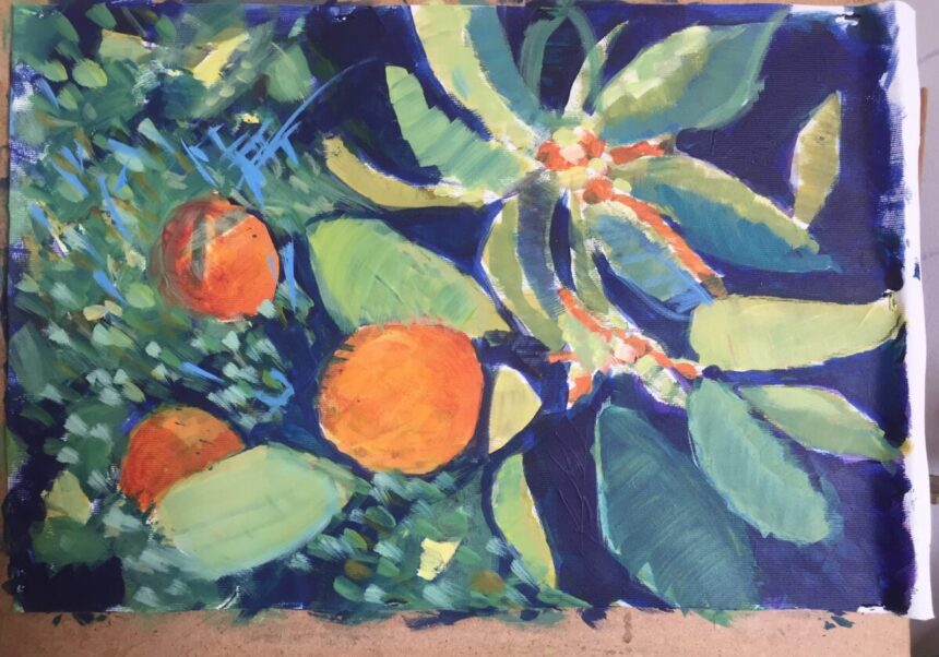 Malekursus Matisses Hus Vence Frankrig (7)