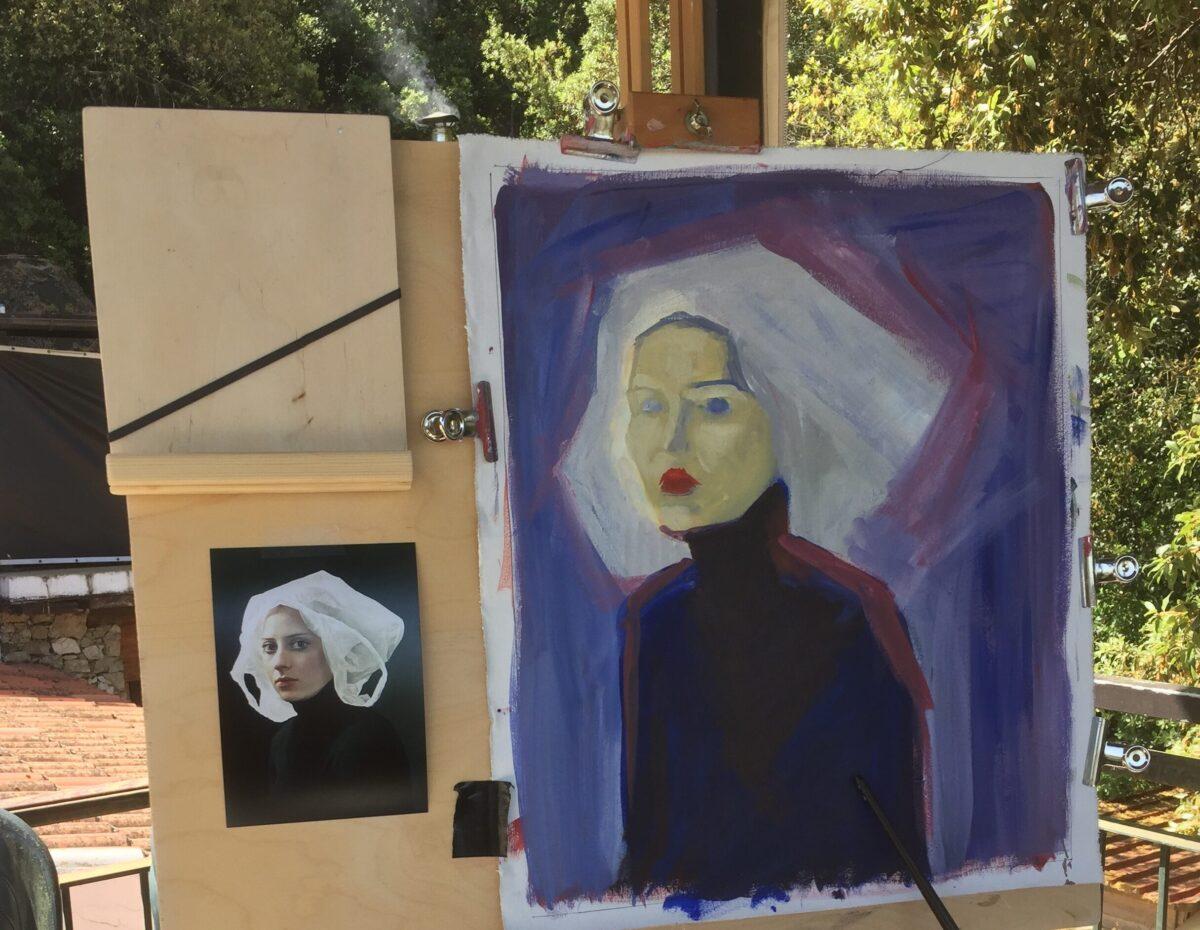 Malekursus Sardinien Kunstkursus (6)