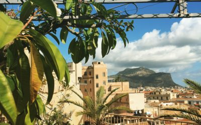 Tegnekursus Palermo Sicilien Italien