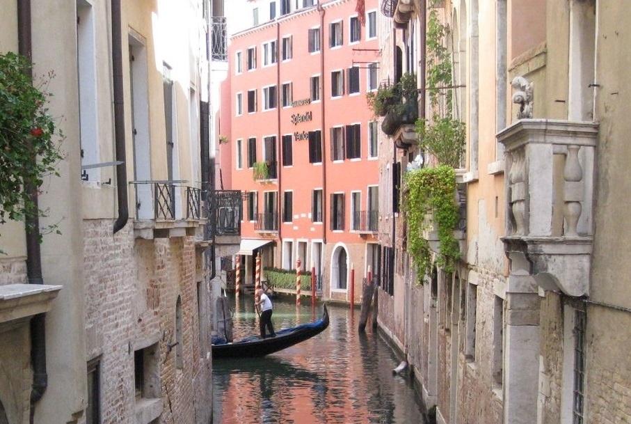 Akvarelkursus Venedig Malerejse 01