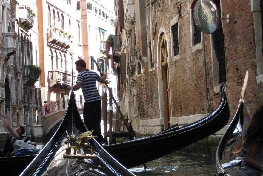 Akvarelkursus Venedig Malerejse 06