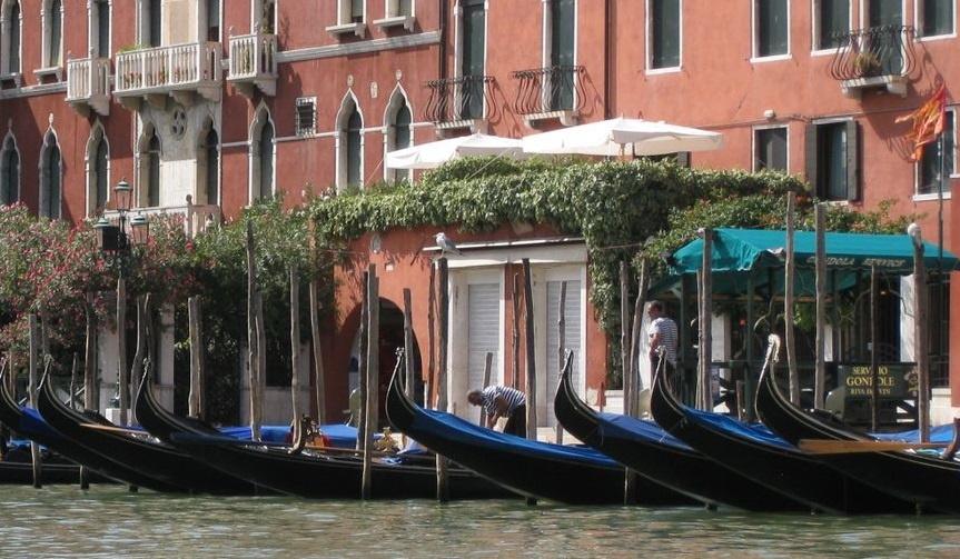Akvarelkursus Venedig Malerejse 14