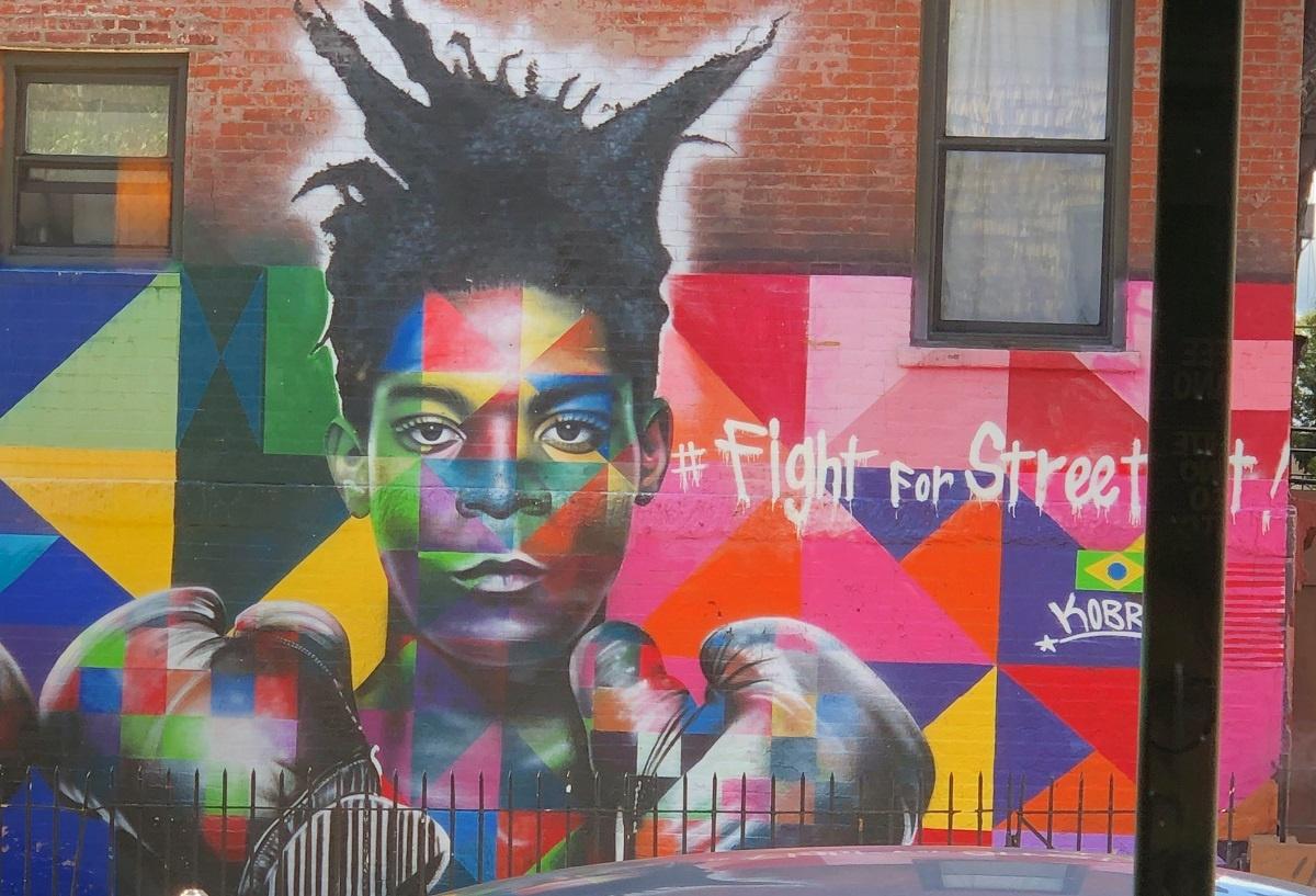Kunstrejse New York Kreativt Netvaerk (2)