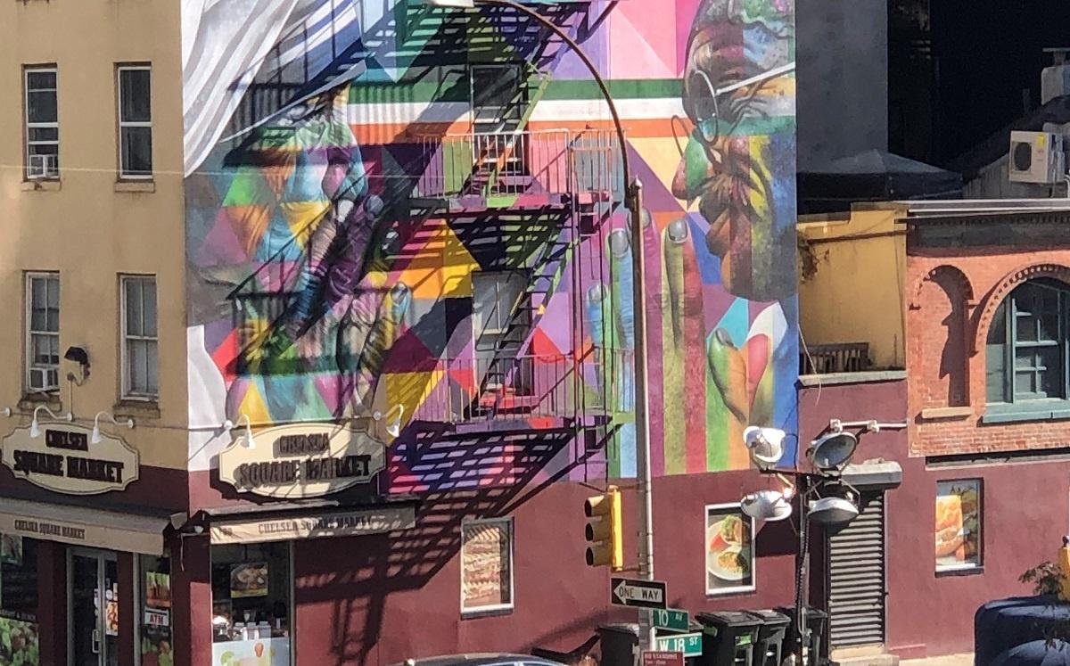 Kunstrejse New York Kreativt Netvaerk (4)