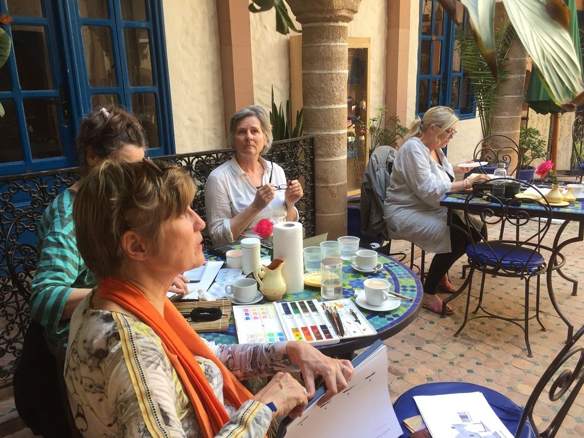 Malerejse Marokko (9)