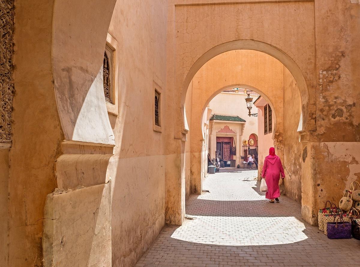 Marokko malekursus Essaouira